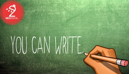 you can write